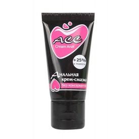 Анальная крем-смазка Creamanal АСС - 25 гр.