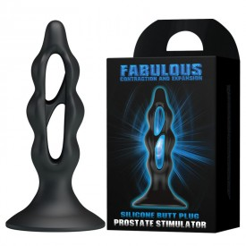 Анальный стимулятор простаты Fabulous - 12,2 см.