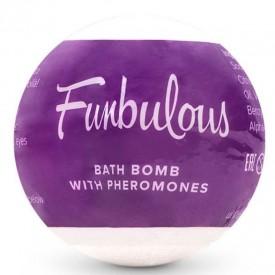 Бомбочка для ванны с феромонами Fun - 100 гр.